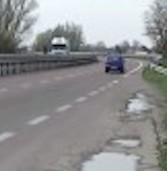 Viabilità, Transpolesana ad una sola corsia in entrambe le direzioni dal 10 gennaio