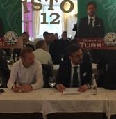 """Turri con Zaia: """"La mia candidatura espressione del territorio"""""""