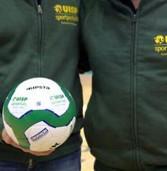 Calcio a 5, Uisp Legnago e Decathlon presentano il pallone ufficiale F500