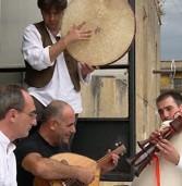 Vestenanova, suoni e storie della Sicilia con l'ensemble Unavantaluna