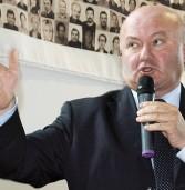 """Roverchiara, Valente relatore dell'incontro """"Roverchiara in epoca fascista"""""""