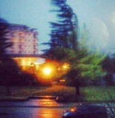 Primi fiocchi di neve in Lessinia e problemi alla rete Enel per il forte vento