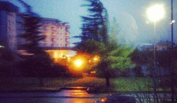 Nuovo allarme dal centro regionale per forti temporali su Garda e Lessinia