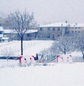 Meteo, allarme neve dalla Regione su tutto il Veneto