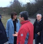 Povegliano, visita dell'europarlamentare Zoffoli per il progetto dell'eco-museo