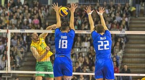 volley italia-australia