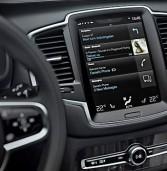 """Il sistema """"Sensus"""" di Volvo votato come il più innovativo interfaccia Hmi"""
