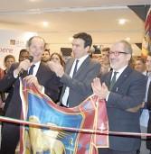 Vinitaly, inaugurato lo stand della Regione dedicato ai giovani produttori